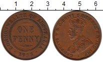 Изображение Монеты Австралия и Океания Австралия 1 пенни 1933 Бронза XF