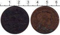 Изображение Монеты Европа Франция 10 сантим 1899 Бронза VF