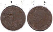 Изображение Монеты Италия 10 сентесим 1934 Бронза XF
