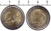 Изображение Монеты Европа Италия 2 евро 2013 Биметалл XF