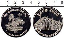 Изображение Монеты Германия Жетон 2000 Медно-никель UNC-