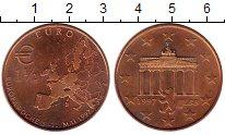 Изображение Монеты Германия 1 1/2 евро 1997 Бронза UNC-