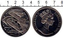 Изображение Монеты Гибралтар 21 экю 1993 Медно-никель UNC Елизавета II.