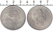 Изображение Монеты Европа Румыния 100000 лей 1946 Серебро XF