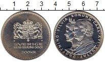 Изображение Монеты Европа Швеция 200 крон 2001 Серебро Proof