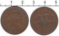 Изображение Монеты Франция 5 сантим 1911 Бронза VF