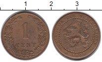Изображение Монеты Нидерланды 1 цент 1905 Бронза VF