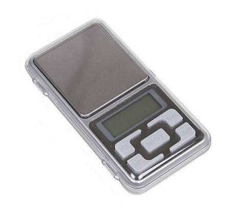 Изображение Аксессуары для монет Весы Карманные весы для монет MH-200 0   Материал: пластик,ме