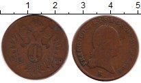 Изображение Монеты Европа Австрия 1 крейцер 1800 Медь VF