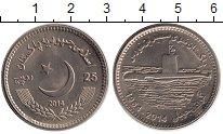 Изображение Монеты Пакистан 25 рупий 2014 Медно-никель UNC