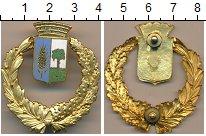 Изображение Монеты Италия Полицейский знак 0 Латунь XF+