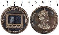 Изображение Мелочь Острова Кука 1 доллар 2006 Медно-никель UNC-