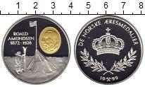 Изображение Монеты Норвегия Медаль 1999 Серебро Proof