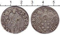 Изображение Монеты Европа Ватикан 1 джулио 0 Серебро VF