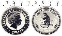 Изображение Монеты Австралия и Океания Австралия 1 доллар 2004 Серебро Proof