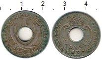 Изображение Монеты Восточная Африка 1 цент 1912 Медно-никель VF