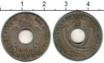 Изображение Монеты Восточная Африка 1 цент 1918 Медно-никель VF