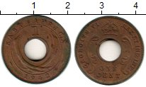 Изображение Монеты Восточная Африка 1 цент 1942 Бронза VF