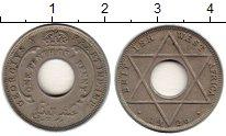 Изображение Монеты Великобритания Западная Африка 1/10 пенни 1926 Медно-никель XF