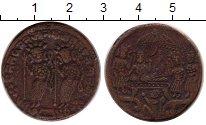 Изображение Монеты Азия Индия Жетон 0 Медь VF