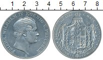 Изображение Монеты Германия Пруссия 2 талера 1845 Серебро XF