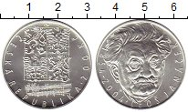 Изображение Монеты Европа Чехия 200 крон 2004 Серебро UNC