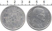 Изображение Монеты Чехословакия 20 крон 1937 Серебро XF+