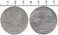 Изображение Монеты Европа Австрия 100 шиллингов 1979 Серебро UNC-