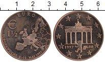 Изображение Монеты Европа Германия 1 1/2 евро 1997 Бронза UNC-