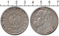 Изображение Монеты Польша 10 злотых 1936 Серебро XF