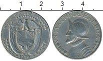Изображение Монеты Панама 1/4 бальбоа 1979 Медно-никель XF