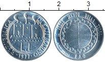 Изображение Монеты Европа Сан-Марино 1 лира 1977 Алюминий UNC