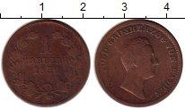 Изображение Монеты Баден 1 крейцер 1836 Медь VF