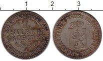 Изображение Монеты Германия Рейсс-Шляйц 1 грош 1850 Серебро XF-