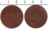 Изображение Монеты Европа Швеция 1 скиллинг 1849 Медь VF