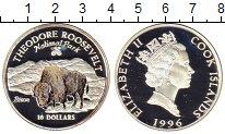 Изображение Монеты  10 долларов 1996 Серебро Proof-