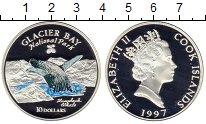 Изображение Монеты Острова Кука 10 долларов 1997 Серебро Proof-