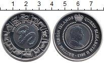 Изображение Монеты Северная Америка Виргинские острова 10 долларов 2013 Серебро Proof