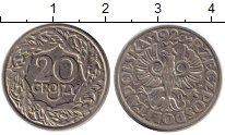 Изображение Монеты Европа Польша 20 грош 1923 Медно-никель XF