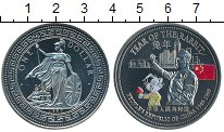 Изображение Монеты Европа Великобритания 1 доллар 1999 Медно-никель UNC-