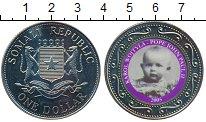 Изображение Монеты Африка Сомали 1 доллар 2005 Медно-никель UNC-