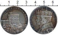Изображение Монеты Великобритания Медаль 1935 Серебро VF