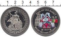 Изображение Монеты Китай Макао 1 доллар 1999 Медно-никель UNC