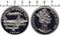 Изображение Монеты Великобритания Остров Мэн 1 крона 1995 Серебро Proof