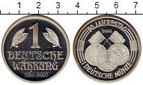 Изображение Монеты Германия Жетон 2000 Посеребрение