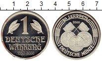 Изображение Монеты Европа Германия Жетон 2000 Посеребрение