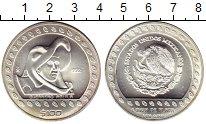Изображение Монеты Северная Америка Мексика 100 песо 1992 Серебро