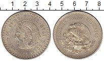 Изображение Монеты Мексика 5 песо 1948 Серебро