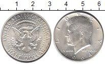 Изображение Монеты Северная Америка США 1/2 доллара 1964 Серебро