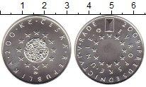 Изображение Монеты Европа Чехия 200 крон 2009 Серебро UNC